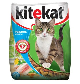 купить Kitekat Улов Рыбака 1 kg (Сухой корм для взрослых кошек) в Кишинёве