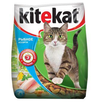 cumpără Kitekat Улов Рыбака 1 kg (Сухой корм для взрослых кошек) în Chișinău