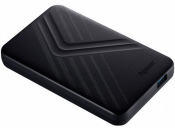 "купить 1.0TB (USB3.1) 2.5"" Apacer AC236 Ultra-Slim Portable Hard Drive, Black (AP1TBAC236B-1) в Кишинёве"