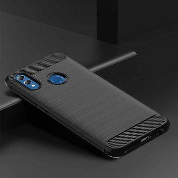 купить Чехол ТПУ Samsung Galaxy A50 A505 armor case, Black в Кишинёве
