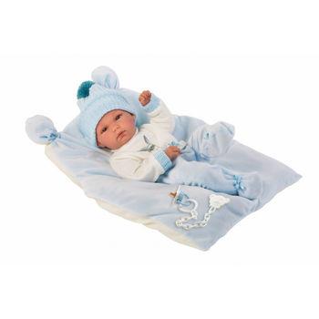 купить Llorens Малышка Бимба на розовой подушке 35 см в Кишинёве