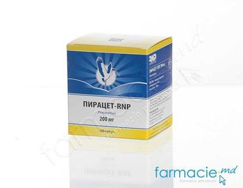 купить Piracet-RNP caps. 200 mg N10x10 в Кишинёве