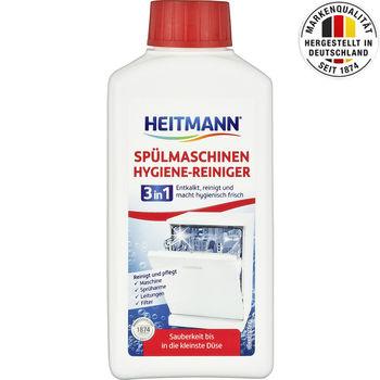 HEITMANN Чистящее средство для посудомоечных машин, 250мл