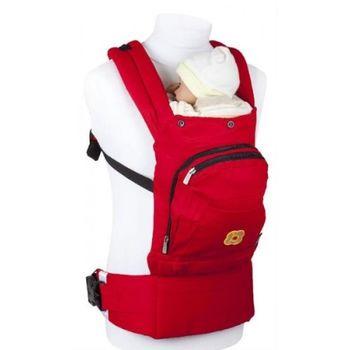 купить Рюкзак-кенгуру BabyGo Kangoo Active Air Red в Кишинёве