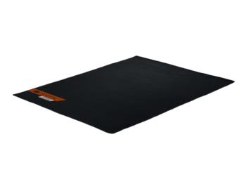 Gaming Chair Floor Mat Canyon 100 x130 cm, Black