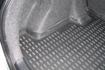 TOYOTA Corolla 06/2002-2007, хб. Коврик в багажник