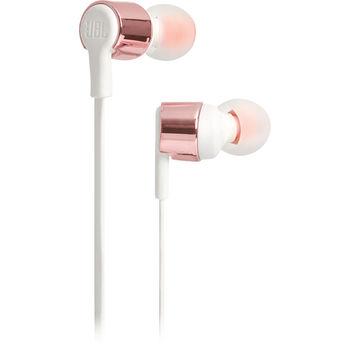 JBL T210 Headset, Rose Gold