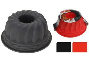 Форма для выпечки кекса Cucina D24cm, H10cm, силикон