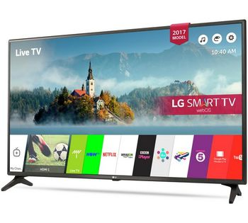 "купить ""43"""" LED TV LG 43LJ614V, Black (1920x1080 FHD, SMART TV, PMI 1000Hz, DVB-T2/T/C/S2) (43"""", Black, IPS Full HD, PMI 1000Hz, SMART TV (WebOS 3.5), 3 HDMI, 2 USB (foto, audio, video), DVB-T2/C/S2, OSD Language: ENG, RU, RO, Speakers 2x10W, 9.3Kg, VESA 200x200 )"" в Кишинёве"