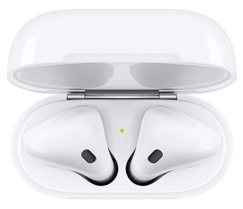 Наушники Apple AirPods 2 with Wirelles Charging Case (MRXJ2RU/A)