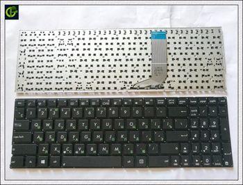 "Keyboard Asus X556 X556U X556UA X556UB X556UF X556UJ X556UQ X756U X756UA X756UB X756UJ X756UQ X756UV X756 w/o frame ""ENTER""-small ENG/RU Black"