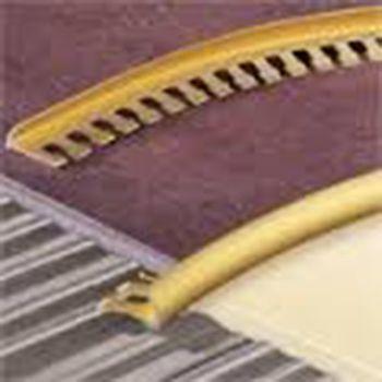 Cezar Овальный кромочный профиль cеребряный N 2.5м