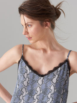Блуза MOHITO Змея
