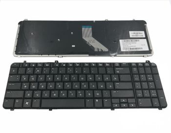 Keyboard HP Pavilion dv6-1000 dv6-2000 ENG/RU Black