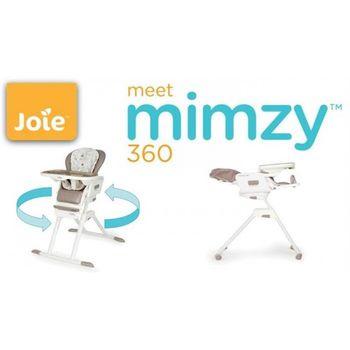 купить Стульчик для кормления Joie Mimzy 360 Denim (0+ мес) в Кишинёве