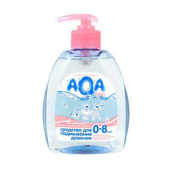 купить AQA baby Средство для подмывания девочек 300 мл в Кишинёве