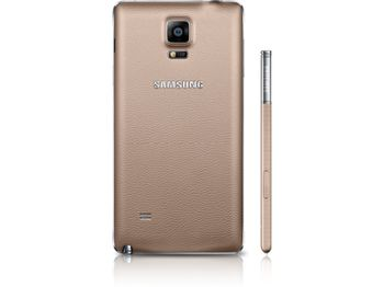 Samsung N910F Galaxy Note 4, Gold
