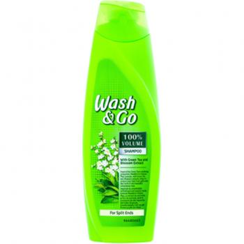 купить Wash Go шампунь с экстрактом зеленого чая, 400мл в Кишинёве