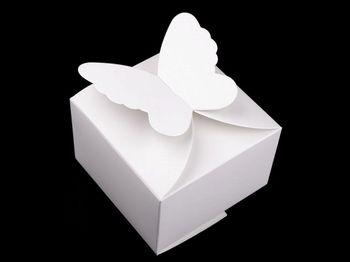 Cutie cadou, cu fluture