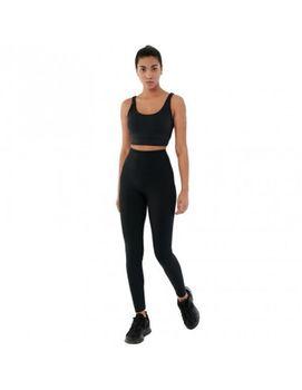 купить Лосины HOL21-LEG605 WOMEN-S LEGGINGS DEEP BLACK в Кишинёве