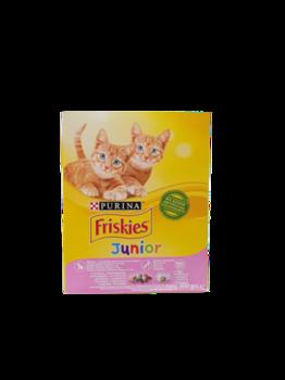 купить FRISKIES  Junior c курицей, молоком и овощами (300 гр) в Кишинёве