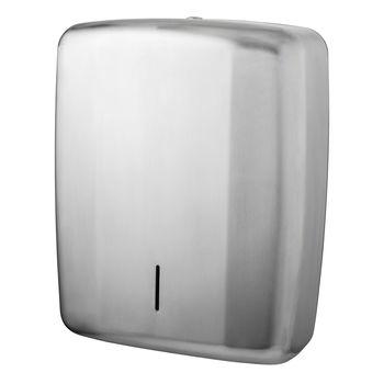 ELEGANCE INOX SATIN Диспенсер для складных бумажных полотенец