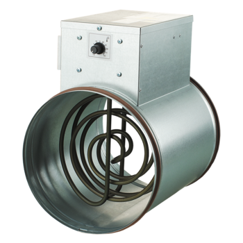 купить Калорифер НК 200 - 6,0-3У + Регулятор температур в Кишинёве
