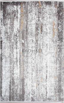 Ковёр ручной работы E-H PORTO PT 02 GREY BLACK