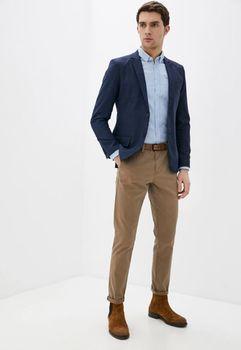 Пиджак Tom Tailor Темно синий tom tailor 1015381