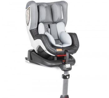 Автокресло с системой isofix Chipolino Isofix Rider Black/White (0-18 кг)