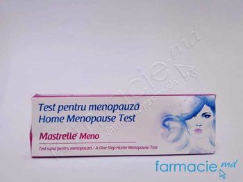 купить Test Mastrelle pentru menopauza N1 в Кишинёве