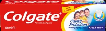 купить Зубная паста Colgate Cavity Protection Fresh 100ml  - МАКСИМАЛЬНАЯ ЗАЩИТА ОТ КАРИЕСА в Кишинёве