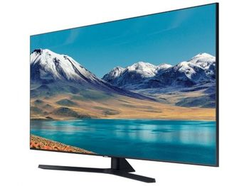 "55"" TV Samsung UE55TU8500UXUA, Black (SMART TV)"