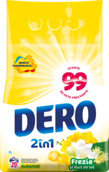 купить Dero Automatic Фрезия и Липa, 2 кг. в Кишинёве