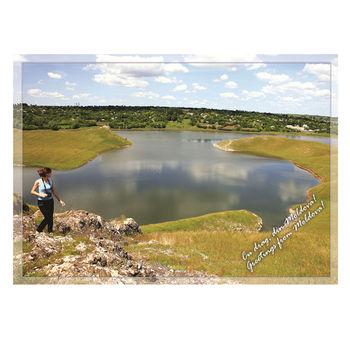 купить Почтовая Открытка – Река Чухур в Вэратик в Кишинёве