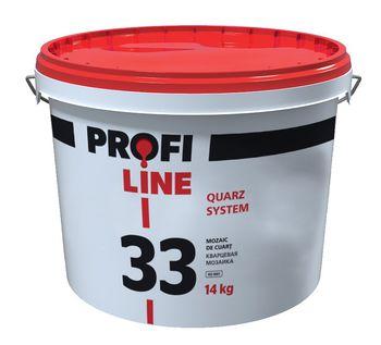 ProfiLine Кварцевая мозаика Quarz System KS34 14кг