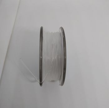 Амортизатор Feeder Gum 8м 0.8мм, Прозрачный