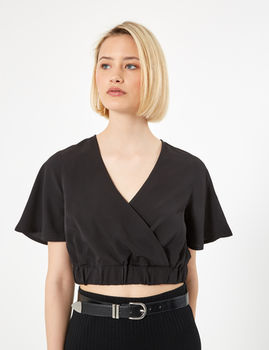 Блуза Jennyfer Чёрный 51roco