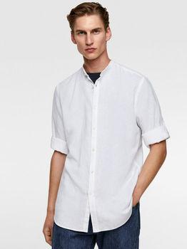 Рубашка ZARA Белый zara 7545/305/250
