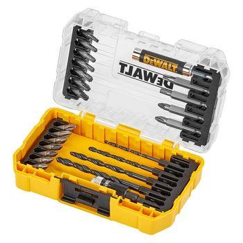 купить Набор свёрл и бит с магнитным держателем Dewalt DT70708 в Кишинёве