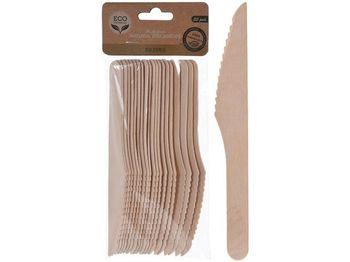 Ножи деревянные 20шт 16.5cm