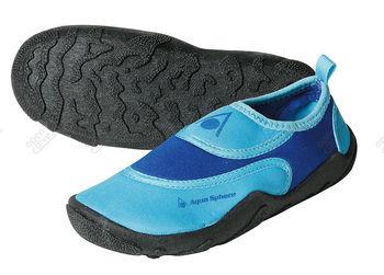 купить Пляжные тапочки Aqualung Beachwalker Kids Blue 20 в Кишинёве