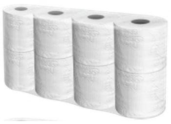 Туалетная бумага Harmony Prof Neutral 2 слоя 44м*8