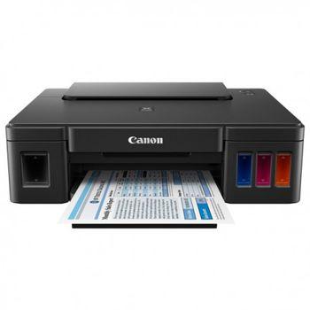 купить Imprimanta inkjet color Canon Pixma G1400 Black в Кишинёве
