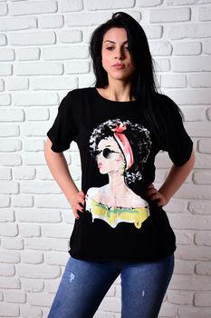 купить Женская футболка Simona ID 4047 в Кишинёве