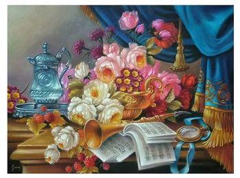 "Картина по номерам ""Живописный натюрморт"" 40х50 см (GX3056)"