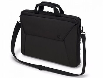 "Dicota D31209 Slim Case EDGE Notebook Case 14""-15.6"" Black (geanta laptop/сумка для ноутбука)"