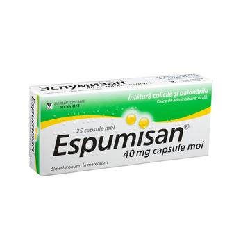 cumpără Espumisan 40mg caps. N25 în Chișinău