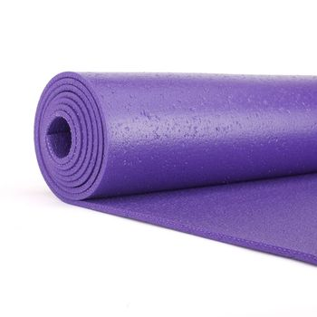 Коврик для йоги Bodhi Rishikesh Premium 80 XL PURPLE -4.5мм