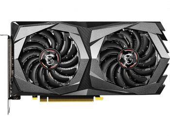 MSI GeForce GTX 1650 D6 GAMING X 4G  /  4GB GDDR6 128Bit 1710/12000Mhz, 1xHDMI, 2xDisplayPort, Dual fan - TWIN FROZR 7 Thermal Design (Zero Frozr/Airflow Control Technology), TORX Fan 3.0, Custom PCB, Retail